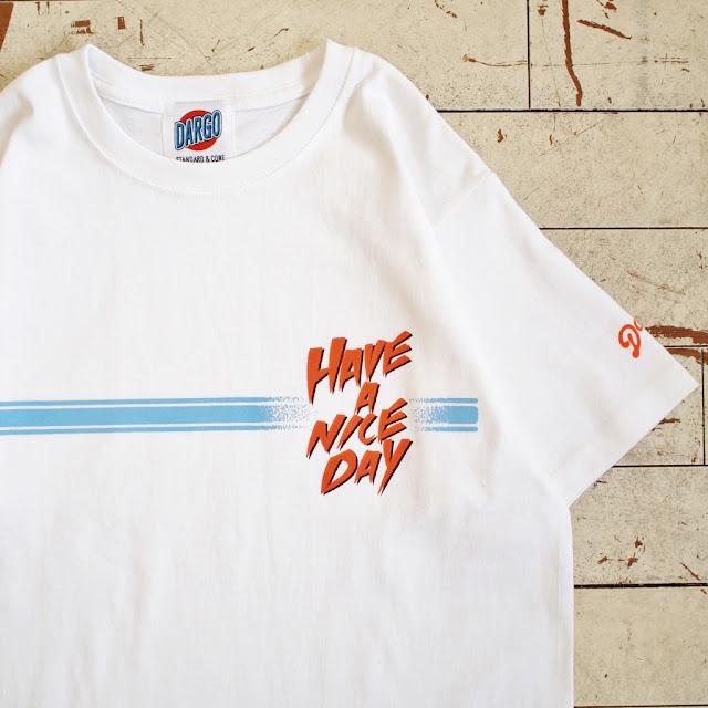 【夏に焦点をあてたシルクスクリーンT-shirtを製作しました】