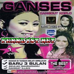 Ganses Music, Vol. 1 (2015) Album cover