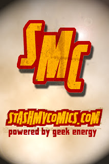 Stash My Comics Logo