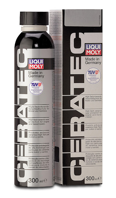 liqui moly, ceratec, oil additive, ceratec zakończenie testu 6000km, ceratec 6000km, oil change, protect engine, ceramizer, additiv, oil additives