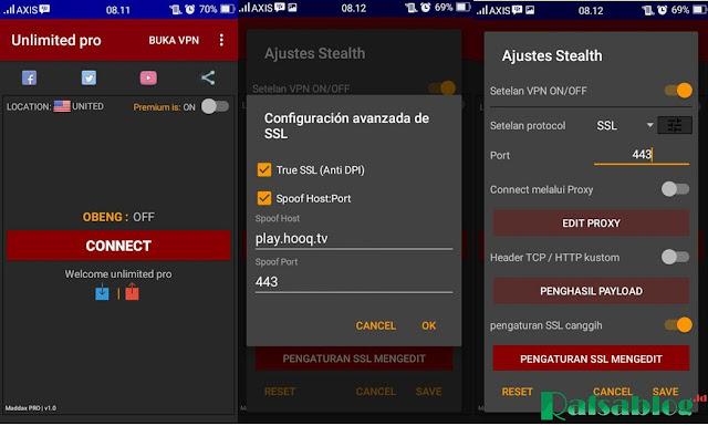 Anoytun Pro, Aplikasi Untuk Internet Gratisan