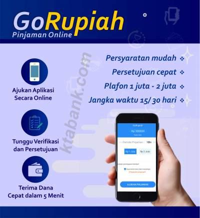 review aplikasi pinjaman online gorupiah tanpa jaminan