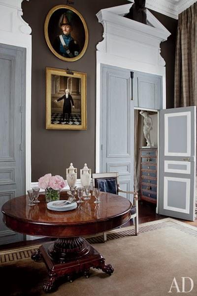 An Elegant Paris Apartment August 6 2016 Zsazsa