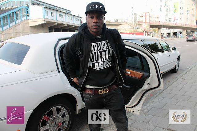 Nigeria singer LAX