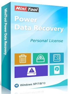 MiniTool Power Data Recovery 7 Virus Solution Provider