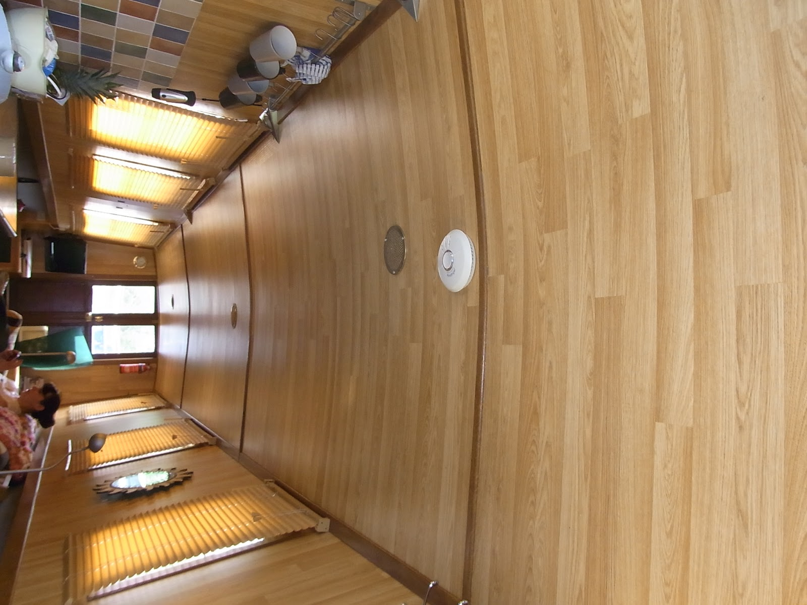 Widebeam Boat Build Blog Ceiling Amp Lighting