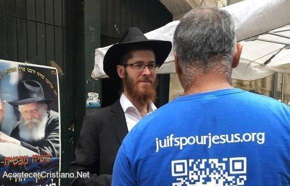 Evangelizando a un judío