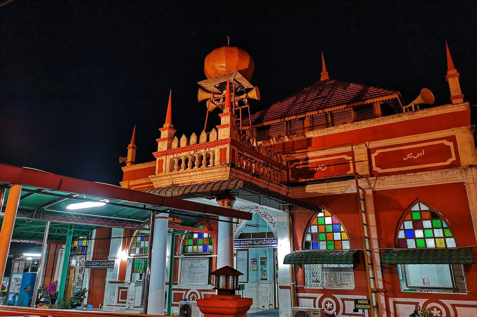 Masjid Kariah Pantai, Negeri Sembilan