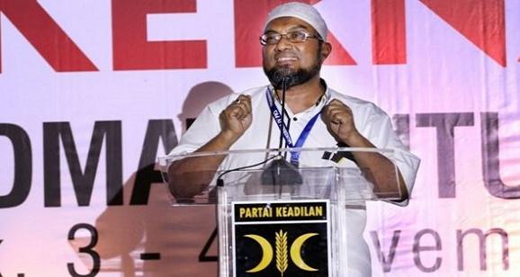 Ketua Bagian Kesejahteraan partai PKS Ajak Penduduk Bendung Ancaman LGBT