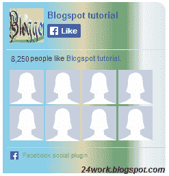 Customize Facebook Like Box