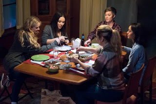 Supernatural season 13 episode 10 Wayward Sisters