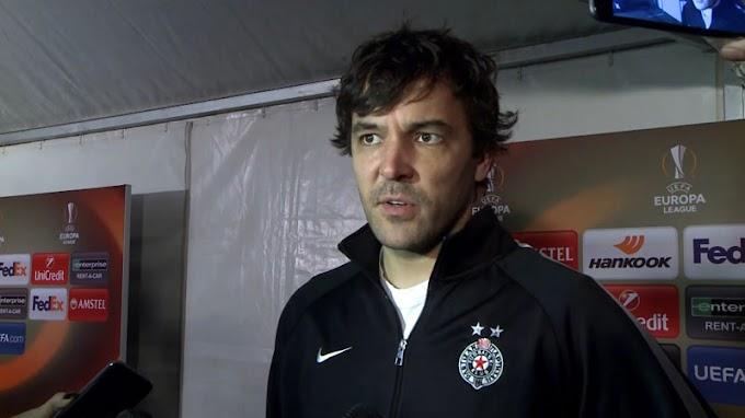"""Vazura: """"Stojković ostaje u Partizanu!"""""""