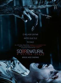 Baixar Sobrenatural: A Última Chave (2018) Torrent