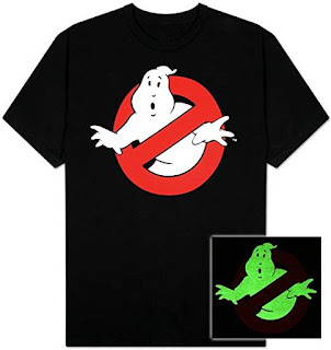 OCT 17 - GHOSTBUSTERS T-SHIRTS - we've picked out the best designs in our latest 80s fashion blog post.