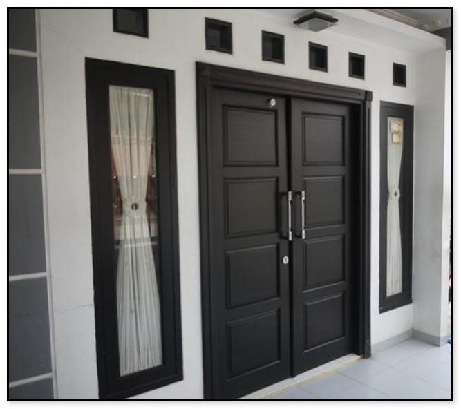Model Pintu Rumah Minimalis Home Interior Design