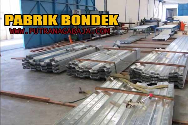 Harga Bondek di Tanjung Priok Per Meter dan Per Lembar
