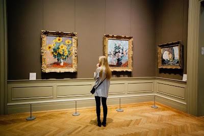 museum, artist, curator