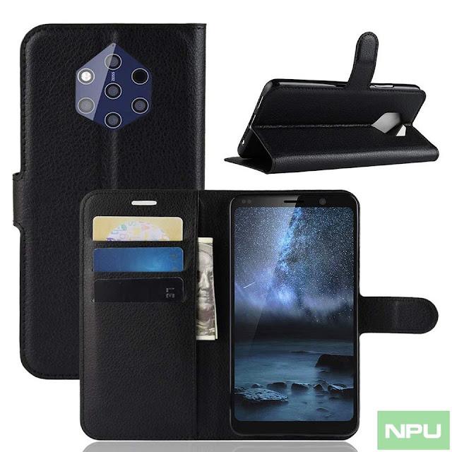 Rò rỉ hình ảnh phụ kiện bảo vệ cho Nokia 9 PureView với 5 camera sau ảnh 2