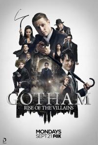 Gotham Temporada 2 Poster