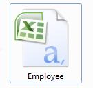 C# CSV file generated