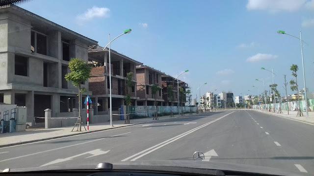 Phối cảnh biệt thự An Phú Shop Villa Dương Nội
