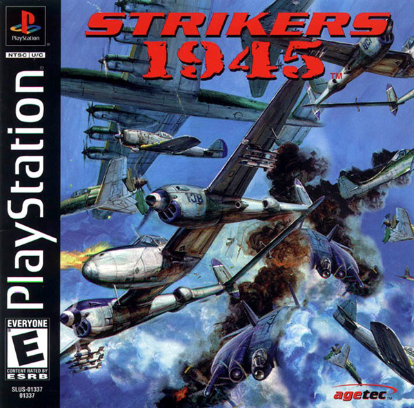 Striker - PS1 - ISOs Download