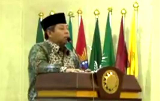 Ceramah Milad Muhammadiyah ke-104 Oleh dr Agus Taufiqurrahman