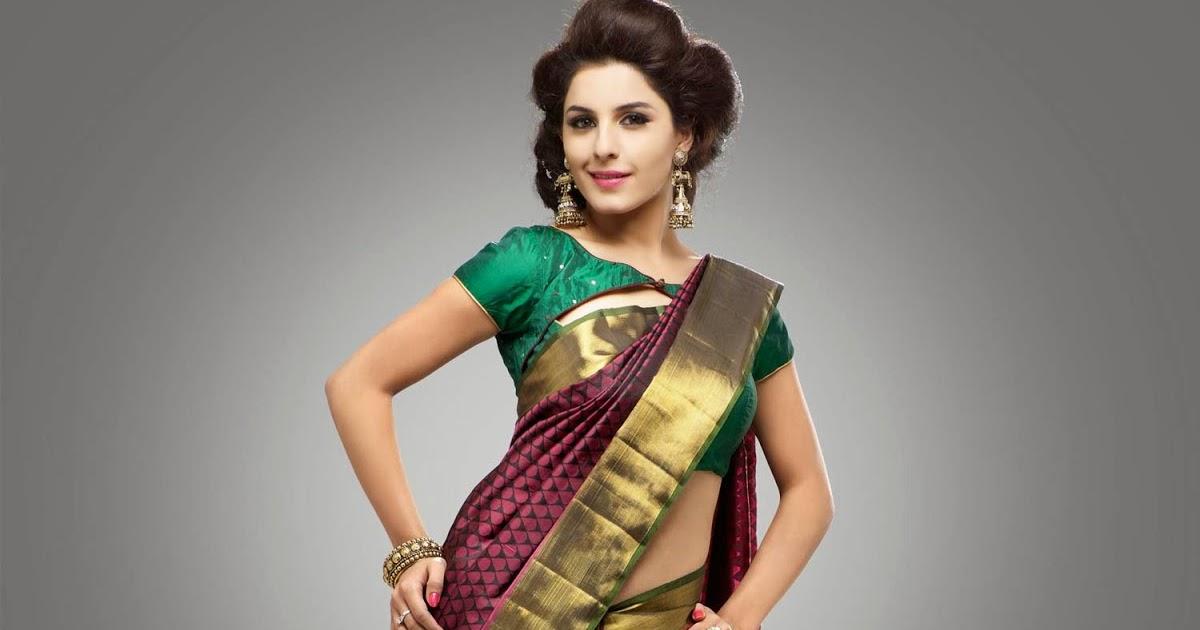 Isha Talwar Latest Photos: Actress Isha Talwar Saree Photos
