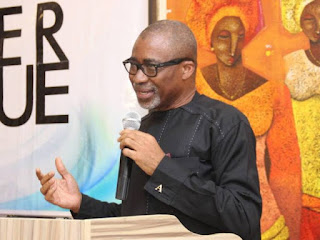 People sending money to Nnamdi Kanu from abroad did not show up to sign his bail - Abaribe (Video)
