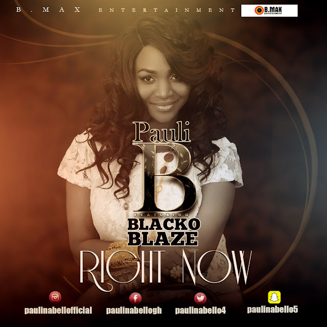 New Video: Pauli-B ft. Blacko Blaze – Right Now