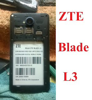 WHEEL ONLINE: zte blade l3 flash file free download zte