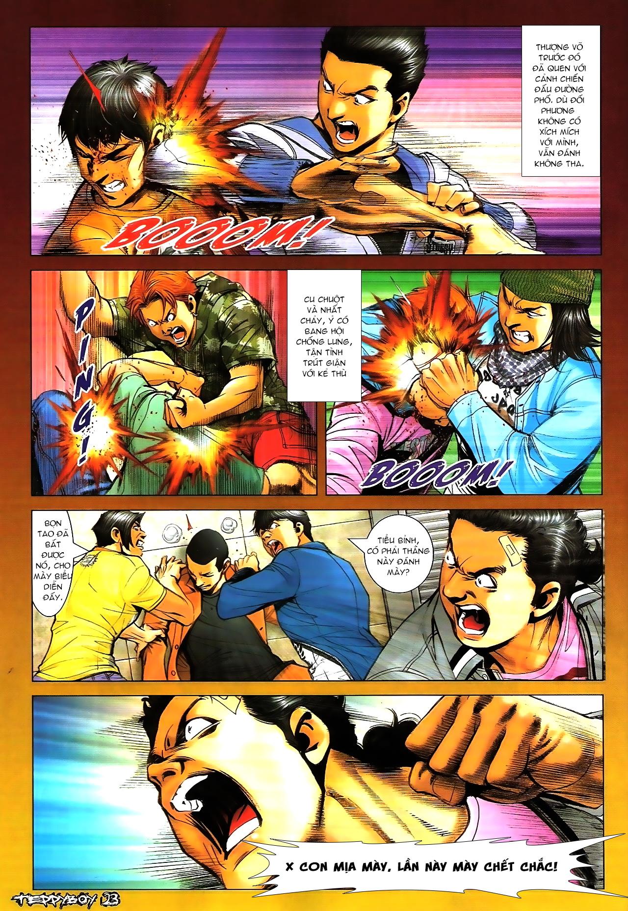 Người Trong Giang Hồ - Chapter 1288: Thần nhân Đại Phạn - Pic 20