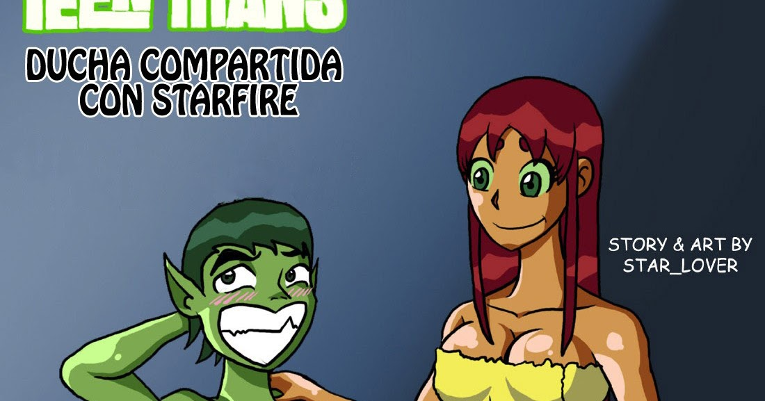 Starfire Teen Titans Go Nudes - Porn Pics And Movies-5415