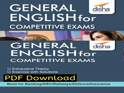English For Bank Exams Pdf