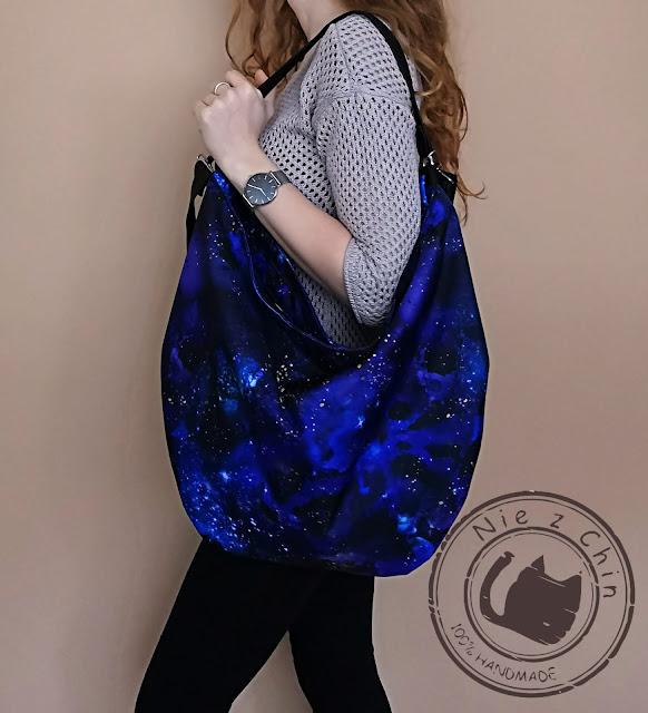Kosmiczna torba hobo