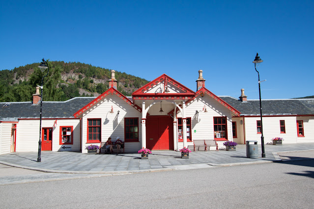 Ballater-Old royal station