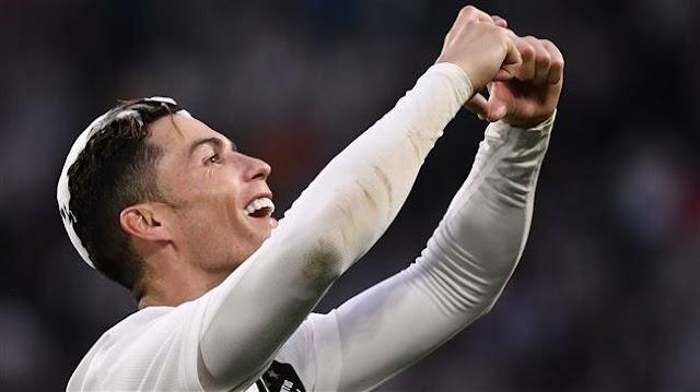 Juventus' Portuguese Soccer star Cristiano Ronaldo donates $1.5mn to Palestinians for Ramadan