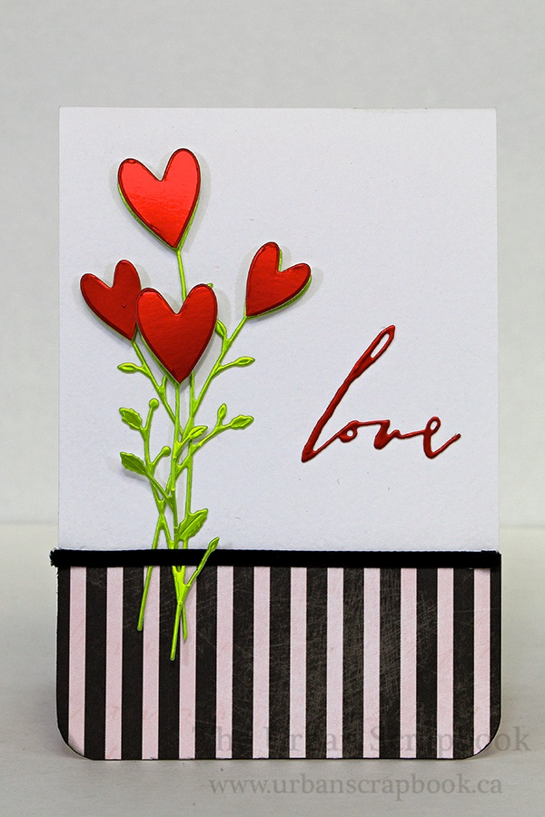 VALENTINES DAY CARD INSPIRATION – Anonymous Valentine Card