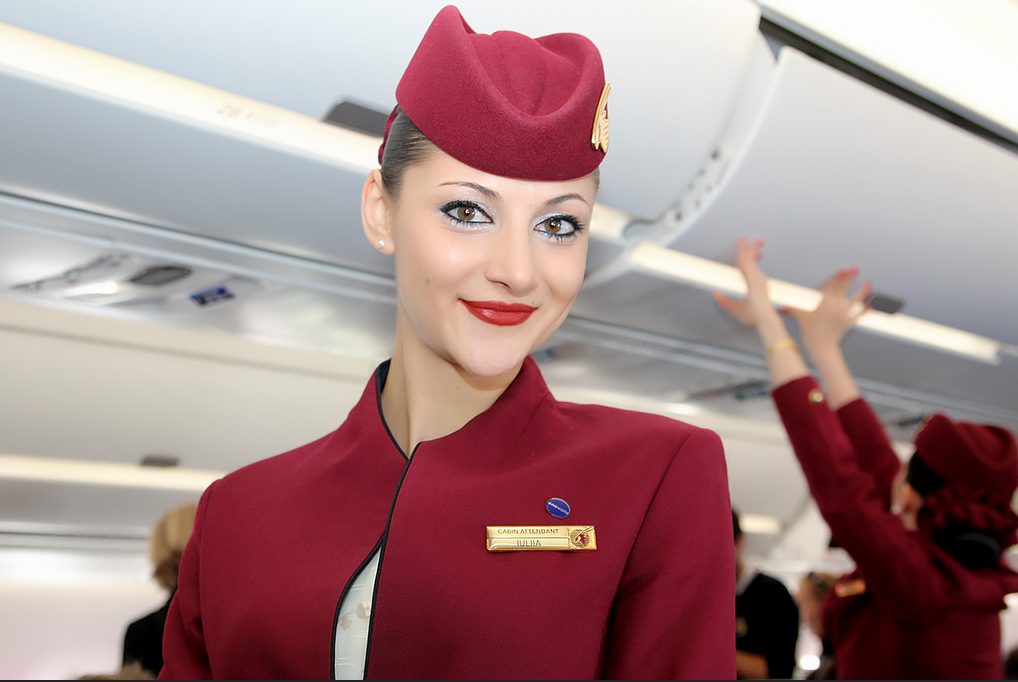 Ex yu aviation news qatar airways hiring in belgrade for Korean air cabin crew requirements