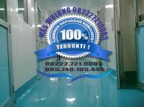 jasa epoxy lantai beton cat epoxy harga pekerjaan epoxy