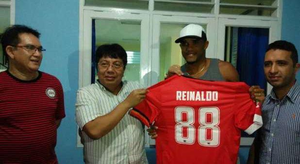Persija Jakarta Resmi Rekrut Reinaldo Elias Da Costa