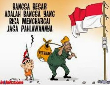 Pahlawan Bermoral Pancasila