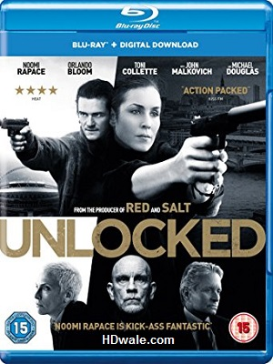 Unlocked (2017) Movie Download 1080p & 720p BluRay
