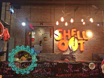 desa pandan, shell out, kuala lumpur, makan sedap, makan murah shell out sedap, shell out murah,jalan-jalan cari makan, tempat makan best, seafood lover