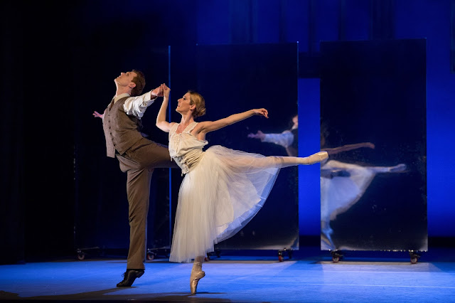 Wayne Eagling: Remembrance - New English Ballet Theatre (Photo Deborah Jaffe)