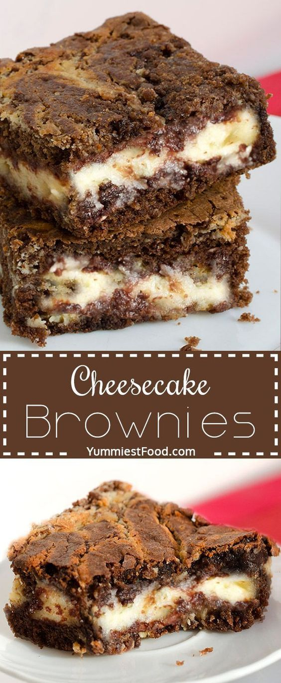Cheesecake Brownies #Cheesecake #Brownies  #HEALTHYFOOD #EASYRECIPES #DINNER #LAUCH #DELICIOUS #EASY #HOLIDAYS #RECIPE #DESSERTS #SPECIALDIET #WORLDCUISINE #CAKE #APPETIZERS #HEALTHYRECIPES #DRINKS #COOKINGMETHOD #ITALIANRECIPES #MEAT #VEGANRECIPES #COOKIES #PASTA #FRUIT #SALAD #SOUPAPPETIZERS #NONALCOHOLICDRINKS #MEALPLANNING #VEGETABLES #SOUP #PASTRY #CHOCOLATE #DAIRY #ALCOHOLICDRINKS #BULGURSALAD #BAKING #SNACKS #BEEFRECIPES #MEATAPPETIZERS #MEXICANRECIPES #BREAD #ASIANRECIPES #SEAFOODAPPETIZERS #MUFFINS #BREAKFASTANDBRUNCH #CONDIMENTS #CUPCAKES #CHEESE #CHICKENRECIPES #PIE #COFFEE #NOBAKEDESSERTS #HEALTHYSNACKS #SEAFOOD #GRAIN #LUNCHESDINNERS #MEXICAN #QUICKBREAD #LIQUOR