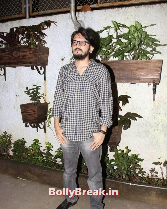 Vishesh Bhatt, Pics from '3 AM' Movie Special Screening