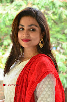 Telugu Actress Vrushali Stills in Salwar Kameez at Neelimalai Movie Pressmeet .COM 0073.JPG