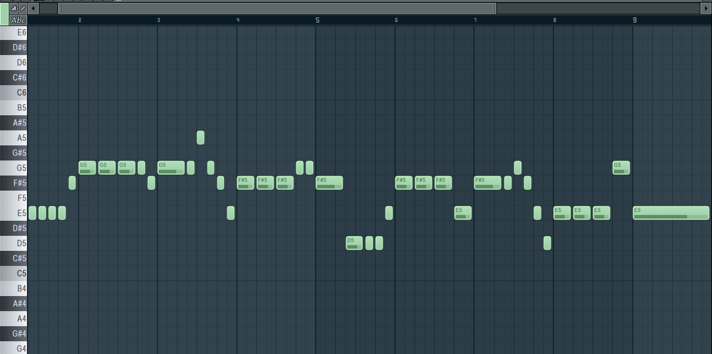 Not lagu jaran goyang reff only hawtu music di bawah ini adalah piano roll jaran goyang silahkan di susun ulang pada halaman fl studio kalian ikuti sesuai gambar di bawah ini stopboris Gallery