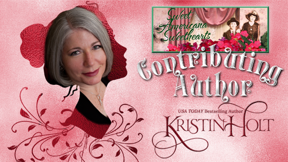 USA Today Bestselling Author Kristin Holt: Sweet Americana Sweethearts Contributing Author